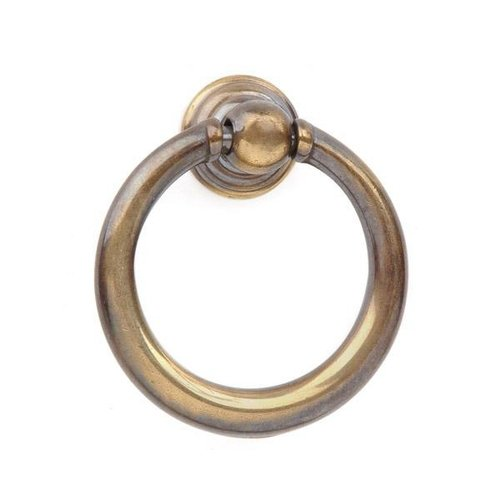 Armac Cast Brass Ring Pull