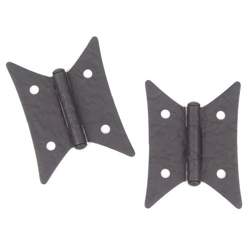 HAMMERED BUTTERFLY HINGES