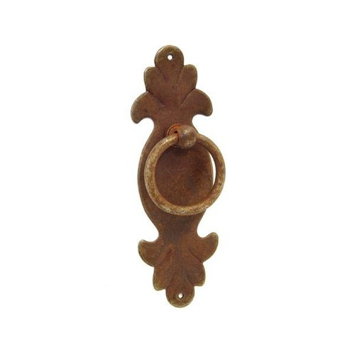 ANTQ RUST RING PULL W/ BACKPLATE