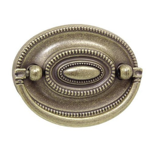 OVAL REEDED SWING BAR BAIL PULL
