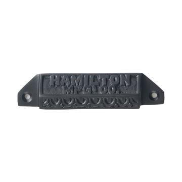 HAMILTON MFG BRONZE PULL 3 1/4 BORING
