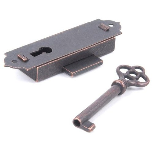 Restorers Classic Steel Cabinet Door Lock And Key