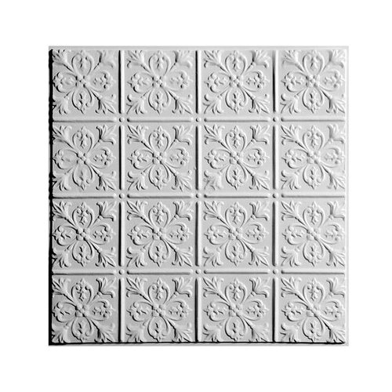 Fleur De Lis Ceiling Tile