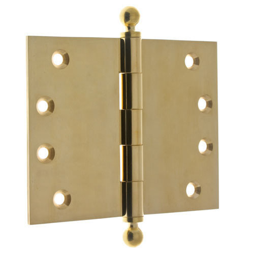 Wide Throw Loose Pin Ball Tip Hinges Pair