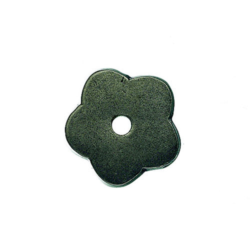 Top Knobs Aspen Flower Backplate 1 Inch