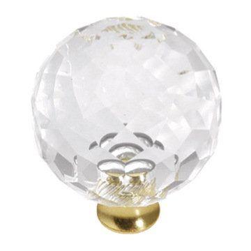 Belwith Keeler Crystal Palace Large Knob