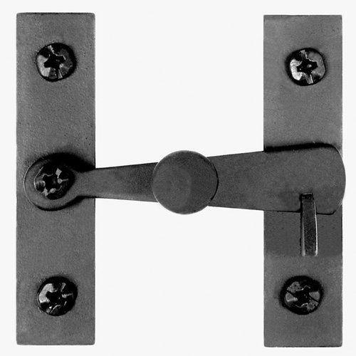 Acorn Bar Knob Cabinet Latch - 2 5/8 Inch X 2 1/2 Inch