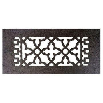 Acorn Cast Iron Register With Holes