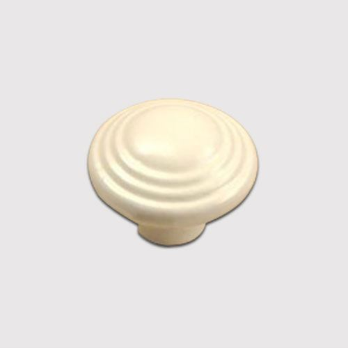 Century Hardware Alps Ringed Ceramic Knob 1 3 8 Inch