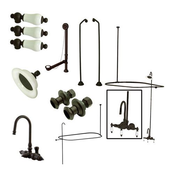 Restorers Hi-Rise Complete Shower Package