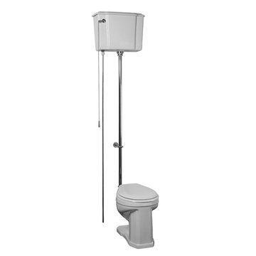 Barclay Victoria High Tank Toilet
