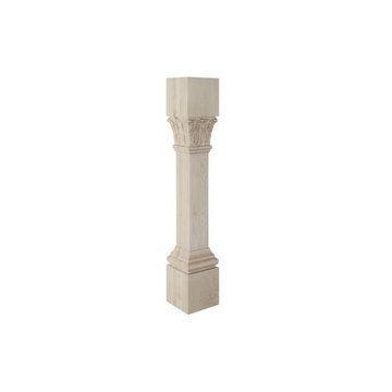 Designs Of Distinction Ionic Acanthus Column Island Leg