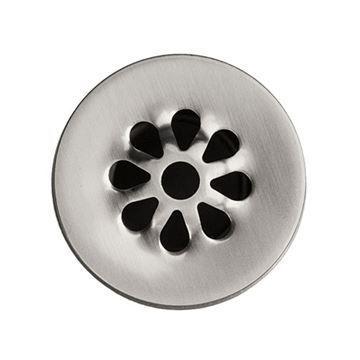 Premier Copper D-207BN  1 1/2 Inch Non-Overflow Grid Bathroom Sink Drain