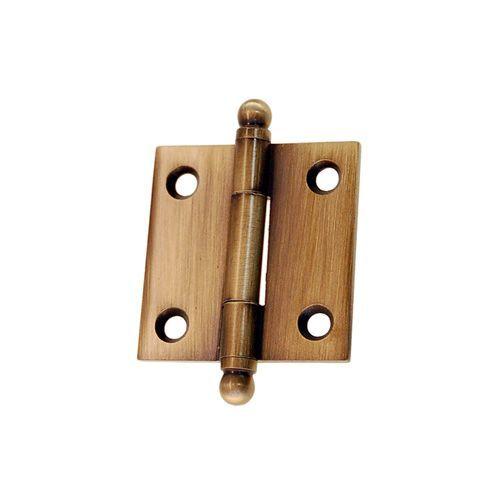 Restorers Classic 1 1/2 Inch Ball Tip Cabinet Door Hinge