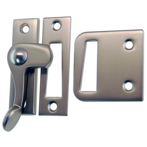 Restorers Classic Casement Latch With Lever - Left Hand