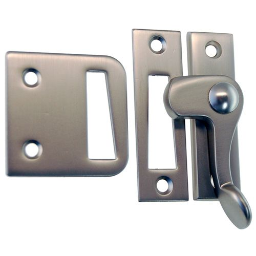Restorers Classic Casement Latch With Lever - Right Hand