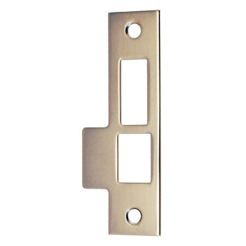 Restorers Classic Door 3 7/8 Inch Strike Plate