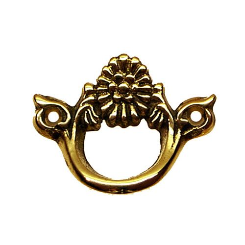 Restorers Classic Floral Finger Pull