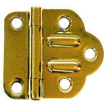 Restorers Classic Hoosier Hinge - 3/8 Inch Offset