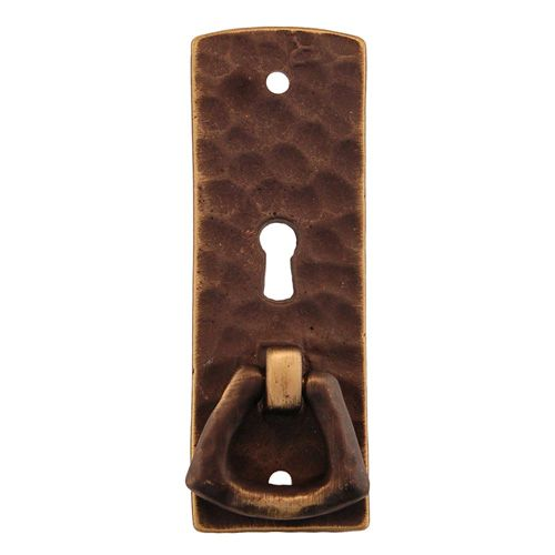Restorers Classic Mission Cabinet Door Pull With Keyhole