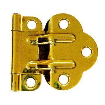 Restorers Classic Reversed Pad 3/8 Inch Offset Hoosier Hinge