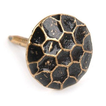 Restorers Antique Brass Honeycomb Tack