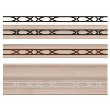Inset Light Rail: Designs Of Distinction Abbey Light Rail Molding Insert