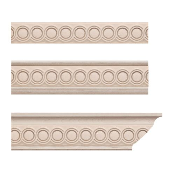 Designs Of Distinction Bijou Crown Molding Insert