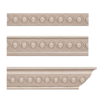Designs Of Distinction Infinity Crown Molding Insert