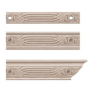Designs Of Distinction Nouveau Crown Molding Insert
