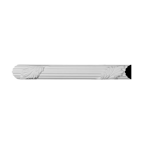 Restorers Architectural Acanthus & Reed Urethane Panel Molding