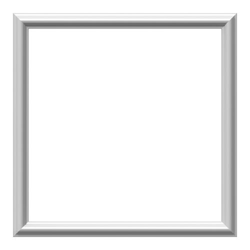 Restorers Architectural Ashford Classic 24 Inch Urethane Picture Frame Wall Panel