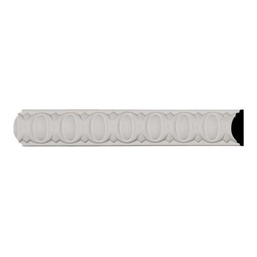 Restorers Architectural Middlesborough Egg & Dart Urethane Panel Molding