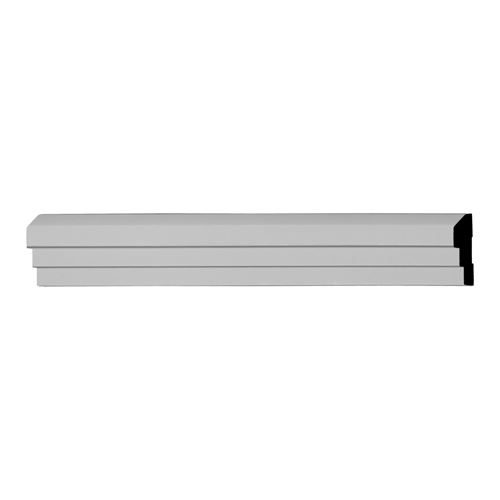 Restorers Architectural Standard Stepped Urethane Panel Molding