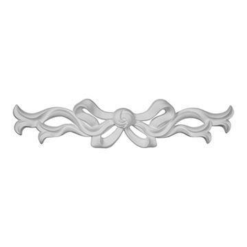 Restorers Architectural Versailles Tied Ribbon Urethane Onlay Applique