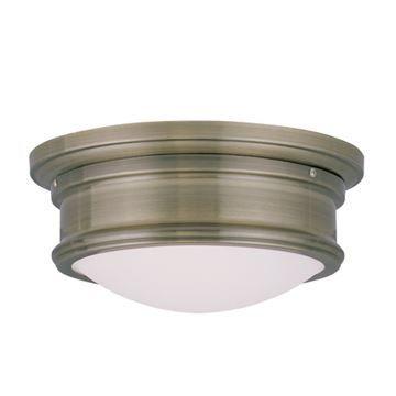 Livex Lighting Astor 11 Inch Flush Ceiling Light
