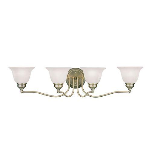 Livex Lighting Essex 4 Light Vanity Light