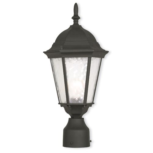 Livex Lighting Hamilton 1 Light Outdoor Post Top Lantern Van S Rers