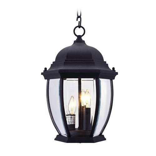 Livex Lighting Kingston 14 Inch Outdoor Chain Hang Light