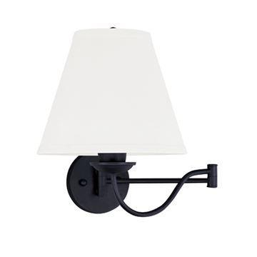 Livex Lighting Ridgedale Swing Arm Wall Lamp