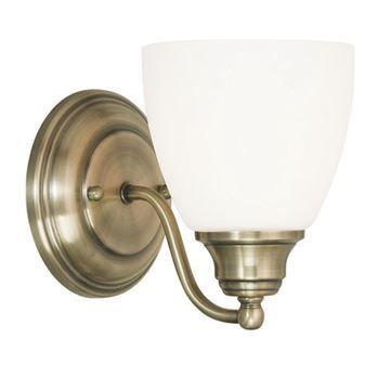Livex Lighting Somerville 1 Light Vanity Light