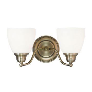 Livex Lighting Somerville 2 Light Vanity Light