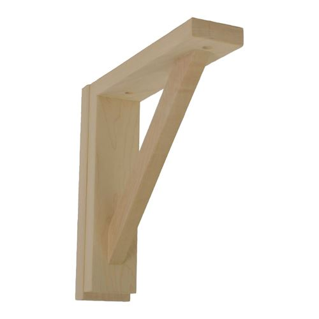 Restorers Architectural 10 1/4 Inch Traditional Shelf Bracket