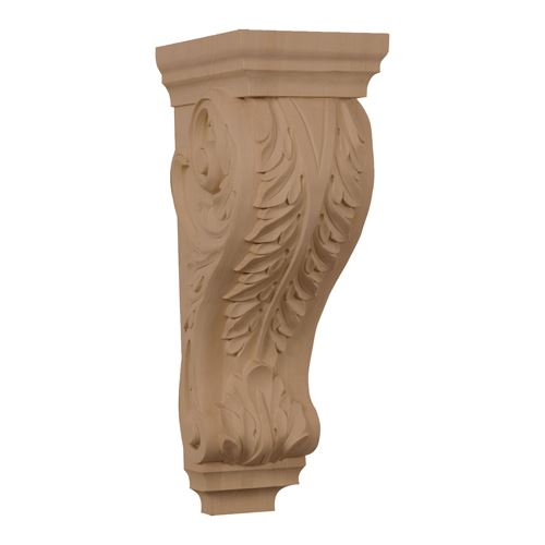Restorers Architectural 18 Inch Acanthus Corbel