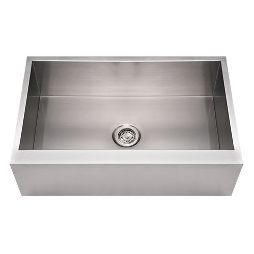 33 inch kitchen sink single bowl whitehaus noah 33 inch stainless apron front single bowl kitchen sink