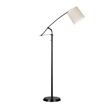 Kenroy Home 20812ORB Reeler Floor Lamp   Oil Rubbed Bronze