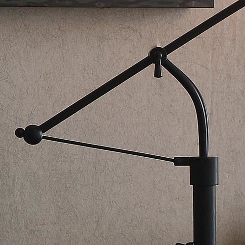 Kenroy Home 20812orb Reeler Floor Lamp Oil Rubbed Bronze