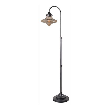 Kenroy Home 32776WBZ Rain Drop Floor Lamp - Warm Bronze