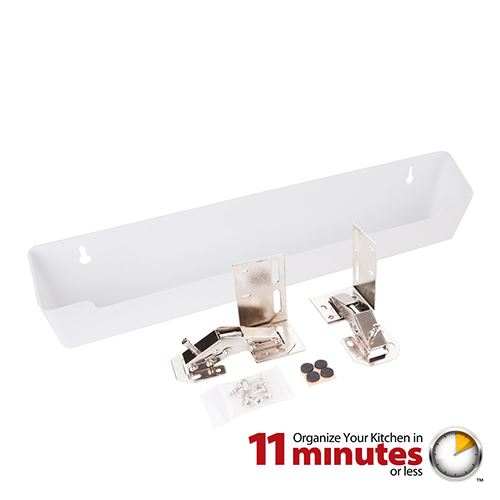 Elements 11-Minute 14 Inch Plastic Tipout Tray Kit