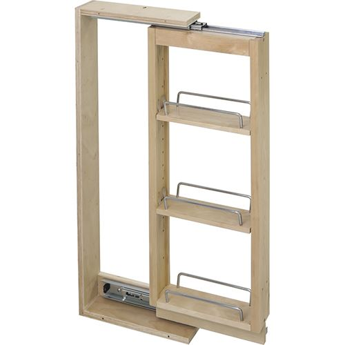 Restorers 3 Inch Wall Cabinet Filler Pullout